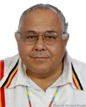 Frank Ettawageshik