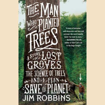 The Man Who Planted Trees Paperback Book