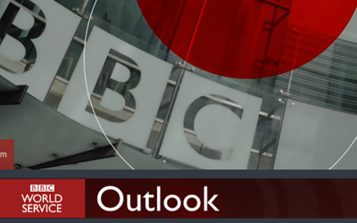 David Milarch featured on BBC World Service Outlook Program